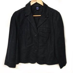 GAP Linen Jacket Size 12